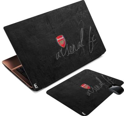 Print Shapes Arsenal FC Logo Combo Set