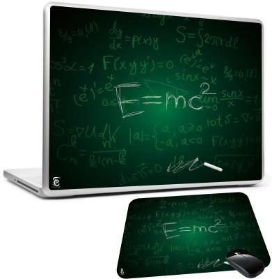Print Shapes E = mc board Combo Set