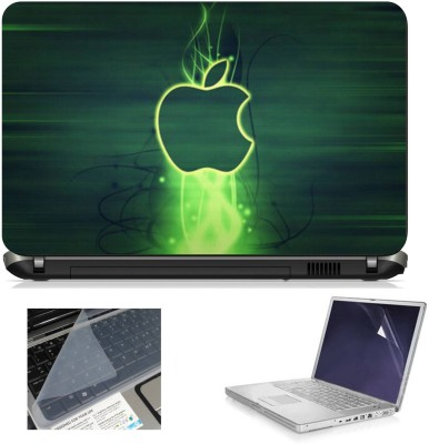 Print Shapes Apple Green shade Combo Set