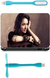 Print Shapes Shraddha kapoor Combo Set(Multicolor)