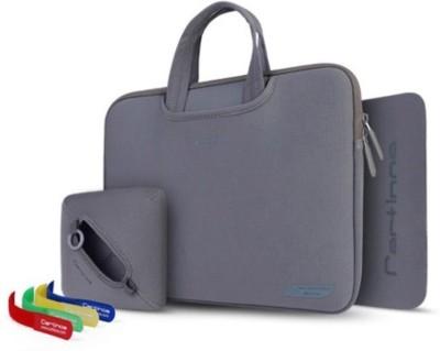 Cartinoe Breath Series Zipper Nylon Notebook Combo Set