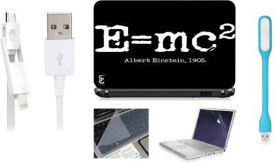 Print Shapes E=mc Einstien Combo Set