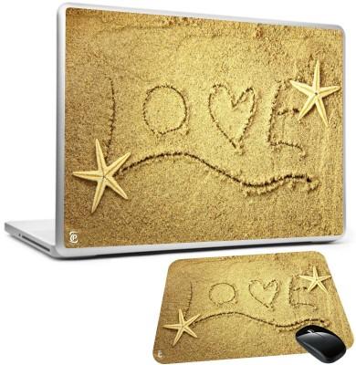 Print Shapes Love star Combo Set
