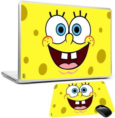Print Shapes Sponge bob Cover Combo Set