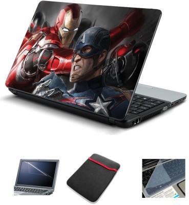 Psycho Art Captain America Series 250321 Combo Set