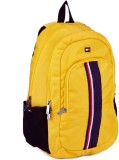 Tommy Hilfiger Laptop Backpack (Yellow)