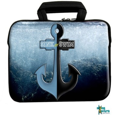 Swagmantra 11 inch Laptop Messenger Bag
