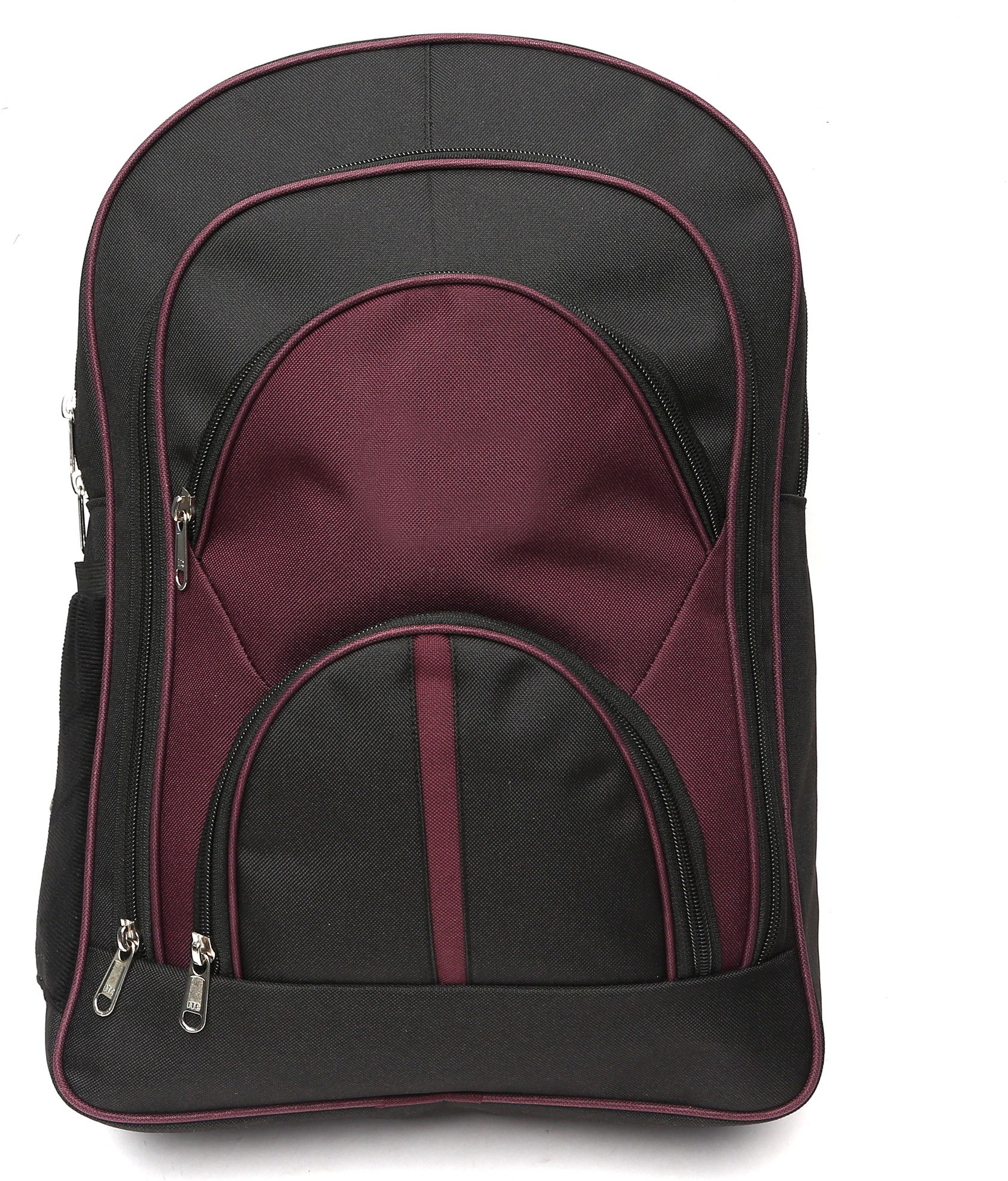Vaishnovi 15.6 inch Laptop Backpack(Black, Purple)