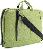 Fastrack Laptop Messenger Bag (Green)