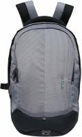 Gear 16 inch Laptop Backpack(Grey, Black)