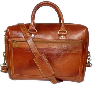 Leather Smith India 15 inch Laptop Case