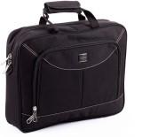 Space 15 inch Laptop Messenger Bag (Blac...