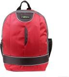 Bleu 17 inch Laptop Backpack (Red)
