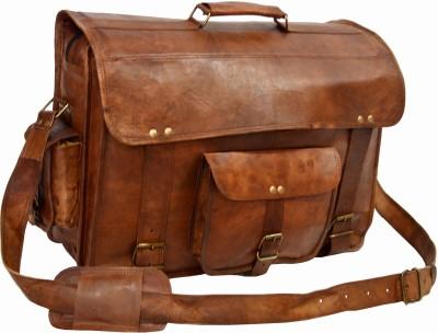 Hide 1858 13 inch Laptop Messenger Bag