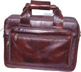 Armaan Leather 17 inch Expandable Laptop...