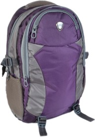 sammerry 15 inch Laptop Backpack(Purple)