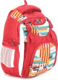 Wildcraft 11 inch Laptop Backpack (Red, ...