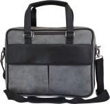 Mohawk 15 inch Laptop Messenger Bag (Gre...