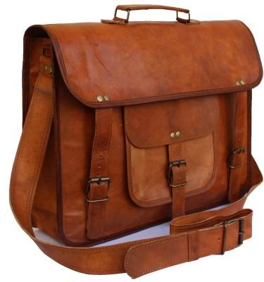 Goatter 13 inch Laptop Messenger Bag