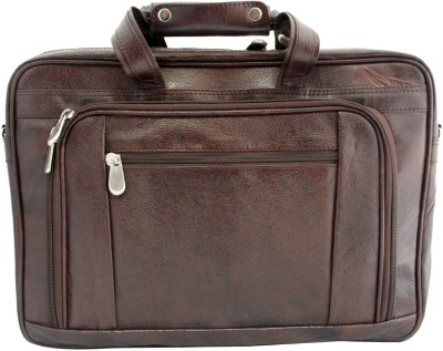tarana leather art 17 inch Laptop Messenger Bag
