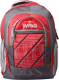 WRIG WBP-018 Red 20 L Backpack (Red)