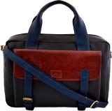Yelloe 15.6 inch Laptop Tote Bag (Brown)