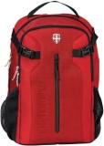 Ellehammer 14 inch Laptop Backpack (Red)