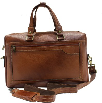 American-Elm 15 inch Expandable Laptop Messenger Bag