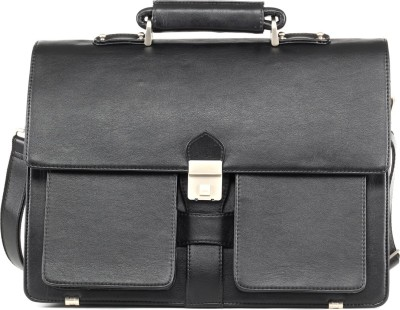 Dolphin Product 15 inch Expandable Laptop Messenger Bag