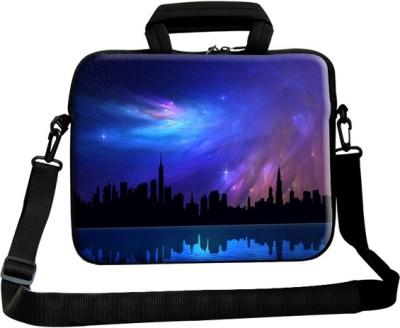 Theskinmantra 15 inch Laptop Messenger Bag