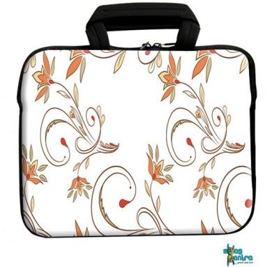Swagmantra 14 inch Laptop Messenger Bag(Multicolor)