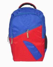 Indo Krafft 15.6 inch Laptop Backpack(Blue)