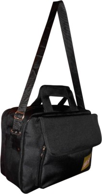 Adbeni 14 inch Expandable Laptop Messenger Bag