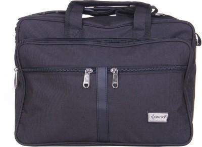 Compass 16 inch Laptop Messenger Bag