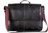 Tortoise Laptop Messenger Bag (Black)