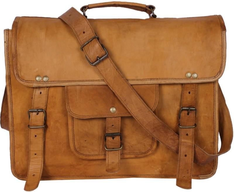 Arya Messenger Bag(Brown)
