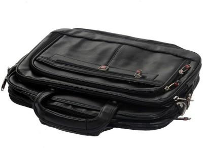 Factor 15 inch Expandable Laptop Messenger Bag