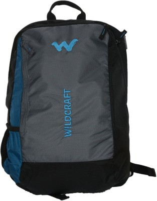 Wildcraft 15 inch Expandable Laptop Backpack
