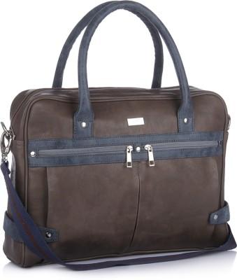 Yelloe 15 inch Expandable Laptop Messenger Bag