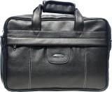 Alkah 15 inch Laptop Messenger Bag (Blac...
