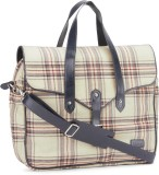 tZaro Laptop Messenger Bag (Beige)
