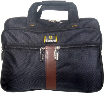 United Bags 15 inch Laptop Messenger Bag
