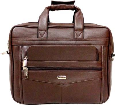 AYS 15 inch Expandable Laptop Messenger Bag