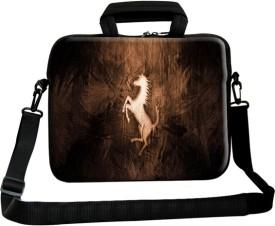 Theskinmantra 11 inch Laptop Messenger Bag