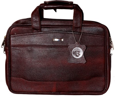 RLE 14 inch Laptop Messenger Bag
