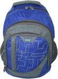 Scholex 15 inch Laptop Backpack (Blue)