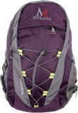 Moladz 15 inch Laptop Backpack (Purple)