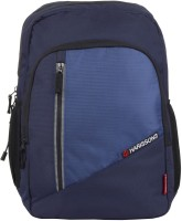 Harissons 15.6 inch Laptop Backpack(Blue) best price on Flipkart @ Rs. 1199
