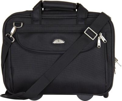 Kara 14 inch Trolley Laptop Strolley Bag