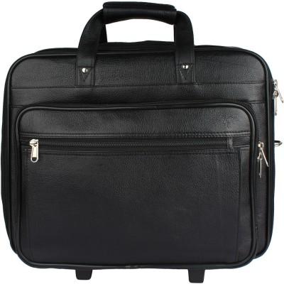 Mex 16 inch Trolley Laptop Strolley Bag